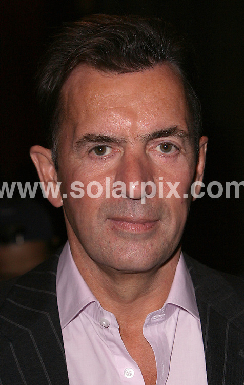 **ALL ROUND PICTURES FROM SOLARPIX.COM**.**WORLDWIDE SYNDICATION RIGHTS**.Theo Fennel 'Show Off' party/exhibition held at the Royal Academy Of Arts, London, UK on September 27th 2007 ..This pic: Duncan Ballantyne..JOB REF: 4869 SSD DATE: 27_09_2007.**MUST CREDIT SOLARPIX.COM OR DOUBLE FEE WILL BE CHARGED* *UNDER NO CIRCUMSTANCES IS THIS IMAGE TO BE REPRODUCED FOR ANY ONLINE EDITION WITHOUT PRIOR PERMISSION*
