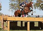 02 October 2010. Boyd Martin and Neville Pardos
