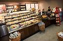 23/09/2010   Copyright  Pic : James Stewart.038_serco_restaurant  .::  SERCO ::  STARBUCKS AT THE NEW FORTH VALLEY ROYAL HOSPITAL, LARBERT ::