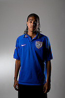 Brian Arguez. U20 men's national team portrait photoshoot before the start of the FIFA U-20 World Cup in Canada. June 22, 2007.