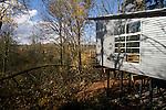 Bellevue, Mercer Slough Environmental Education Center, Urban nature preserve, Washington, State, Pacific Northwest, USA.