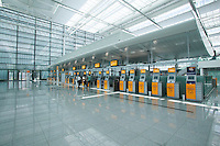 Munich Airport, Germany