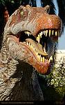 Spinosaurus, Universal Studios Hollywood, Los Angeles, California