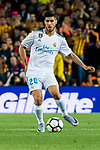 Marco Asensio Willemsen of Real Madrid in action during the La Liga 2017-18 match between FC Barcelona and Real Madrid at Camp Nou on May 06 2018 in Barcelona, Spain. Photo by Vicens Gimenez / Power Sport Images