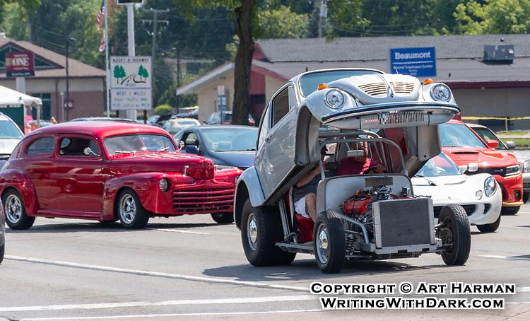 Convertible VW!