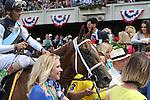 June 6, 2015: Curalina (#6), John Velazquez up, wins the 85th running of the Grade I Acorn Stakes at Belmont Park, Elmont, NY. Joan Fairman Kanes/ESW/CSM