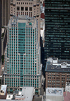 aerial photograph 55 Second Street office tower San Francisco