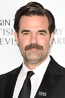 Rob Delaney<br /> in the winners room for the BAFTA TV Awards 2018 at the Royal Festival Hall, London<br /> <br /> ©Ash Knotek  D3401  13/05/2018