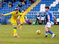 18th April 2021; Stair Park, Stranraer, Dumfries, Scotland; Scottish Cup Football, Stranraer versus Hibernian;
