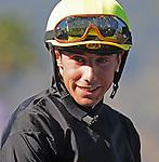 October 17, 2009.Joseph Talamo riding Rose Diamond wins the 6th at Oak Tree, Santa Anita Park,  Arcadia, CA