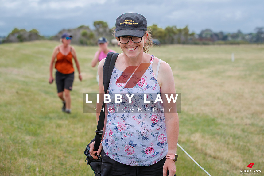 Libby Law with Louise Turner. 2020 NZL-Puhinui International Three Day Event. Puhinui Reserve. Auckland. Thursday 10 December. Copyright Photo: Libby Law Photography