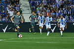Real Sociedad's Igor Zubeldia during La Liga match. August 24, 2018. (ALTERPHOTOS/A. Perez Meca)