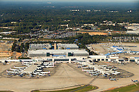 Photography of Charlotte Douglas International Airport, in Charlotte, NC. Charlotte was the 5th busiest airport in the world, based on traffic movements.<br /> <br /> Charlotte Photographer - PatrickSchneiderPhoto.com