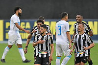 Rio de Janeiro (RJ), 11/09/2021 - BOTAFOGO-LONDRINA - Daniel Borges, do Botafogo, comemora gol. Partida entre Botafogo e Londrina, válida pela Série B do Campeonato Brasileiro, realizada no Estádio Nilton Santos, neste sábado (11).