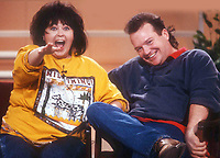 Roseanne Barr Tom Arnold 1982<br /> Photo by Adam Scull/PHOTOlink