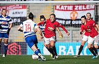 Manchester United Women v Reading Women - FAWSL - 27.10.2019
