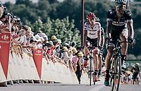 Koen de Kort (NED/Trek-Segafredo) rolling in<br /> <br /> 104th Tour de France 2017<br /> Stage 14 - Blagnac › Rodez (181km)