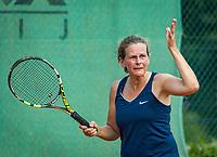 Etten-Leur, The Netherlands, August 26, 2017,  TC Etten, NVK, Saskia Riechers (NED)<br /> Photo: Tennisimages/Henk Koster