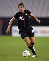 Abby Wambach vs Sweden, Phoenix, AZ, 2011.