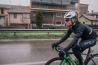 Mark Cavendish  (GBR/Dimension Data) rolling along<br /> <br /> 109th Milano-Sanremo 2018<br /> Milano > Sanremo (291km)