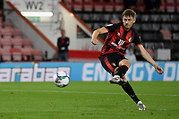 David Brooks of Bournemouth scores the first penalty during AFC Bournemouth vs Crystal Palace, Carabao Cup Football at the Vitality Stadium on 15th September 2020