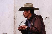 Guatemala, Chichicastenango,  Maya  portraits