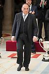 Javier Tebas attends to the National Sports Awards 2015 at El Pardo Palace in Madrid, Spain. January 23, 2017. (ALTERPHOTOS/BorjaB.Hojas)