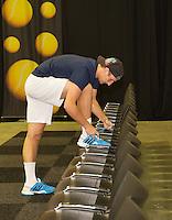 10-02-14, Netherlands,Rotterdam,Ahoy, ABNAMROWTT,, ,  Thiemo de Bakker<br /> Photo:Tennisimages/Henk Koster