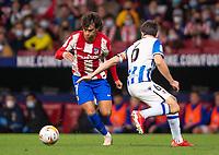 2021.10.24 La Liga Atletico de Madrid VS Real Sociedad