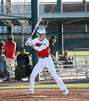 Grey Brannen takes part in the 2020 Under Armour Pre-Season All-America Tournament at the Chicago Cubs training complex and Red Mountain baseball complex on January 18-19, 2020 in Mesa, Arizona (Bill Mitchell)