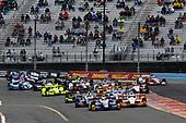 Verizon IndyCar Series<br /> IndyCar Grand Prix at the Glen<br /> Watkins Glen International, Watkins Glen, NY USA<br /> Sunday 3 September 2017<br /> Alexander Rossi, Curb Andretti Herta Autosport with Curb-Agajanian Honda, Josef Newgarden, Team Penske Chevrolet, Start<br /> World Copyright: Scott R LePage<br /> LAT Images<br /> ref: Digital Image lepage-170903-wg-8082