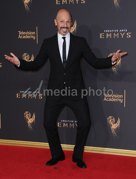 10 September  2017 - Los Angeles, California - Maz Jabroni. 2017 Creative Arts Emmys - Arrivals held at Microsoft Theatre L.A. Live in Los Angeles. Photo Credit: Birdie Thompson/AdMedia