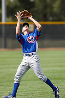 Nate Samson - Chicago Cubs - 2009 spring training.Photo by:  Bill Mitchell/Four Seam Images