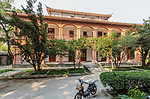 Custom House, Customs Compound, Foreign Settlement, Hangzhou (Hangchow). The Compound Is Now Part Of A University Hospital.