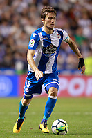 Deportivo de la Coruna's Pedro Mosquera during La Liga match. August 20,2017.  *** Local Caption *** © pixathlon