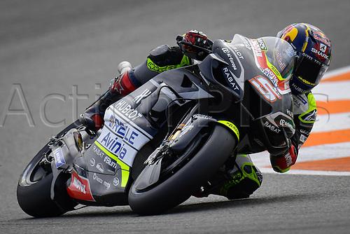 13th November 2020, Circuit Ricardo Tormo, Valencia, Spain;  MotoGP, Grand Prix of Valencia, free practise sessions;  05 Johann Zarco FRA
