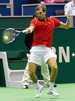 12-2-10, Rotterdam, Tennis, ABNAMROWTT, Julien Benneteau