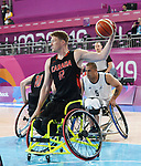 Patrick Anderson, Lima 2019 - Wheelchair Basketball // Basketball en fauteuil roulant.<br />