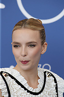 """VENICE, ITALY - SEPTEMBER 10: Jodie Comer attends the photocall of """"The Last Duel"""" during the 78th Venice International Film Festival on September 10, 2021 in Venice, Italy. <br /> CAP/GOL<br /> ©GOL/Capital Pictures"""