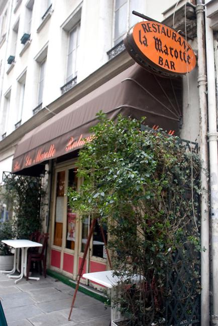 La Marotte Restaurant, Paris, France