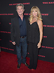 Kurt Russell, Goldie Hawn  at The Weinstein L.A. Premiere of The Hateful Eight held at The Arclight Theatre in Hollywood, California on December 07,2015                                                                   Copyright 2015 Hollywood Press Agency