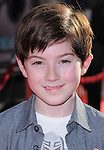 Mason Cook at The Dreamworks Studio's L.A. Premiere of REAL STEEL held at Universal CityWalk in Universal City, California on October 02,2011                                                                               © 2011 Hollywood Press Agency