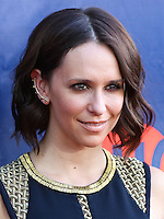 WEST HOLLYWOOD, CA, USA - JULY 17: Actress Jennifer Love Hewitt arrives at the CBS, CW And Showtime 2014 TCA Summer Stars Party held at the Pacific Design Center on July 17, 2014 in West Hollywood, California, United States. (Photo by Xavier Collin/Celebrity Monitor)