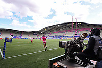 210327 France Top 14 Rugby - Stade Francais v Clermont