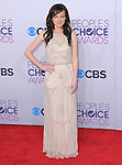Ashley Rickards at The 2013 People's Choice Awards held at Nokia Live in Los Angeles, California on January 09,2013                                                                   Copyright 2013 Hollywood Press Agency
