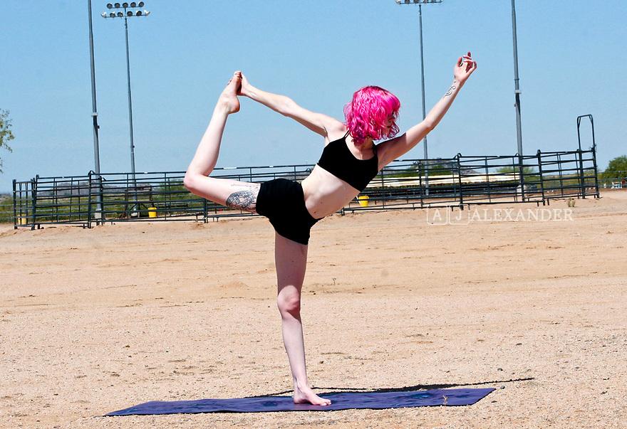 Model Nicolette Stefanic_051918_#1818<br /> AJ Alexander/AJ Images