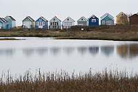 A beach hut has gone up for sale for a whopping £325K - and it doesn't even face the sea