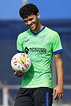 Getafe CF's Carles Alena during training session. August 26,2021.(ALTERPHOTOS/Acero)