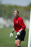 Meagan McCray, U-17 US WNT, March 12, 2004