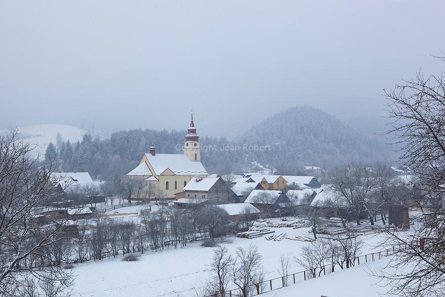 Village of  Plesa